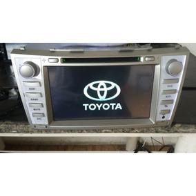 Multimidia Do Toyota Camry 2007 2011 Completa