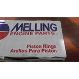 Anillos Ford 300 6 Cil 030/040 Marca Melling Importados