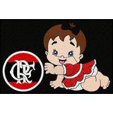 Matriz Bordados Bca5239 Bebe Com Simbolo Flamengo2