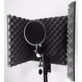 Vocal Booth Reflection Filter - Home Studio - Black Friday