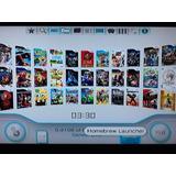 Memoria Usb De 32gb Con J-uegos De N-intendo Wii + Stickers