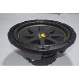 Bajo 10 Pulgadas Kicker Comp 300 Watts / 150 Rms - 4 Ohm