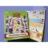 Album Completo Animal Crossing Amiibo Card Serie 1