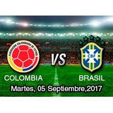 Boletas Colombia Vs Brasil