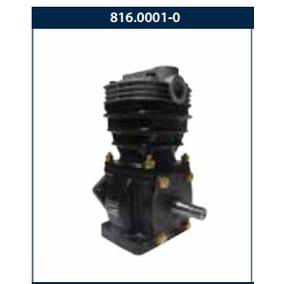 Compressor De Ar Caminhao Mbb Motor Om366 8160001