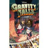 Libro Gravity Falls Comic 1 En Español Original / Diverti