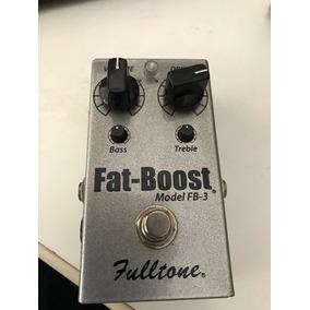 Fulltone Fat Boost Fb-03