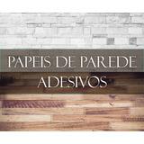 Papel De Parede Adesivo - Decorativo Quarto Sala Decoração