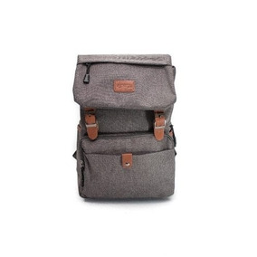 Backpack Synergy Gris 531