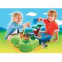 Playmobil 123 Zoo Y Acuario Juego Con Agua Recoleta