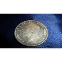 Moneda Inglaterra Halfcrown 1928