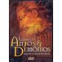 Dvd - Illuminati Anjos E Demônios