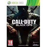 Call Of Duty Black Ops Xbox 360 Activision Original Sellado