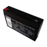 Bateria Recargable Sellada 6v. 7 Ah Envio Gratis