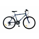 Bicicleta Mountain Bike24 Cuadro Acero 18 Vel Enrique Safari