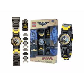 Lego Batman La Pelicula Reloj Dc Original Envio Gratis