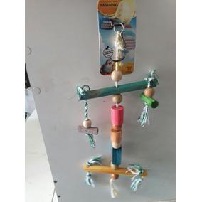 Brinquedo Para Calopsita Periquito Agapornis Mais Bird