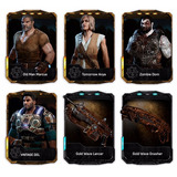 Dlc Brothers To The End Dlc Gears Of War 4 Marcus Dom Oscar!