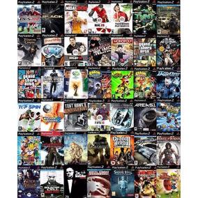 Juegos Play 2 Pack 10 Juegos A Eleccion!!!