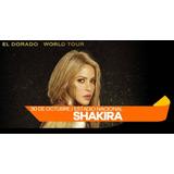 Entradas Sector Andes Shakira - Envío Gratis