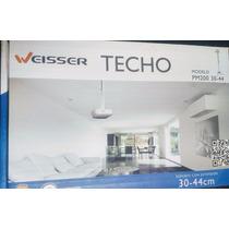 Soporte De Techo Para Proyector Weisser Pm200 30-44