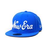 Boné New Era 59fifty Aba Reta Azul 7 1/8 Baseball