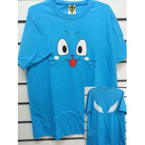 Camisa Anime Fairy Tail Happy