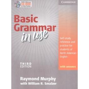 Basic grammar in use pdf livros no mercado livre brasil basic grammar in use with answers cd rom 3rd ed murphy fandeluxe Image collections