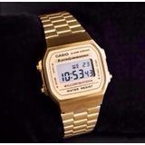 Reloj Casio Dorado Retro