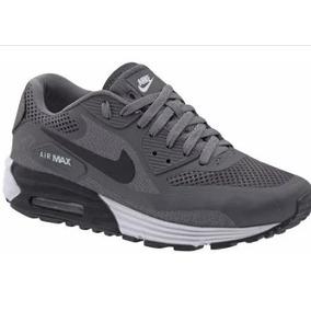 0dc00657e39 Nike Air Max Laranja Fluorescente Running Masculino - Calçados ...