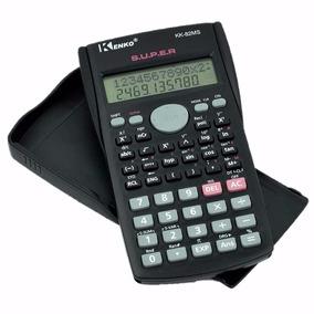 Calculadora Científica Kenko Kk-82ms 240 Funções + Capa
