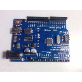 Tarjeta Ambiente Arduino Uno, Atmega328 Ch340 Mini Usb