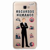 Case Capa Capinha Samsung Galaxy J7 Prime - Rec Humanos Masc
