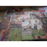 El Grafico Lote 15 Revistas De Esporte Da Argentina Único Ml