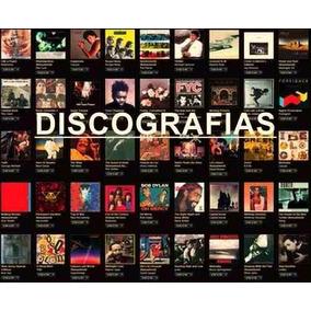 Discografias Completas - Solicite Sua Lista.