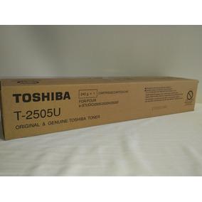 Toner T-2505u Toshiba Para Multifuncionales 2505/2505h/2505f