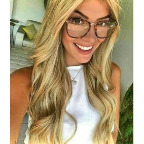 Oculos Lente Falsa Feminino - Óculos no Mercado Livre Brasil 15a585941c