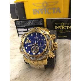 33273782fc9 Rel Gio F Rmula   Invicta Reserve Venom Gold Masculino - Relógio ...