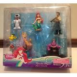 Set Disney La Sirenita 7 Pzas Remato!!