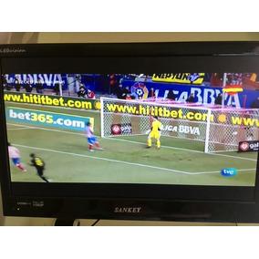 Tv Monitor 24 Sankey 1080 Led Slim...sony, Samsung, Rca,