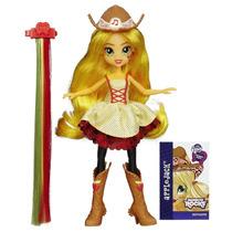 My Little Pony Equestria Girls Cabelos Estilosos Apple Jack