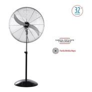 Ventilador Liliana Industrial Vpi32 Pie 3 V Grande Y Potente