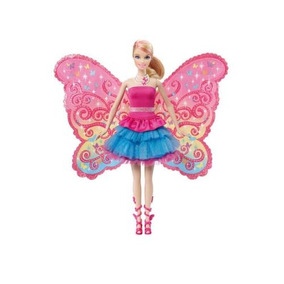 Barbie - Barbie El Secreto De Las Hadas (mattel)
