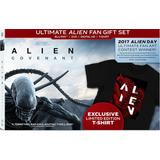 Alien Covenant Ultimate (blu-ray/dvd + Digital) + Remera