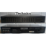 Ecualizador Technics Original Amplificador Pioner Yamaha Dj