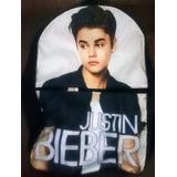 Mochila Justin Bieber