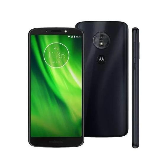 Celular Libre Motorola Xt1920-18 Moto E5 Play Negro Cuotas