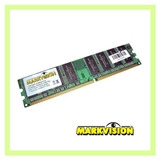 Memória Ram 1gb Ddr400 Ddr1 400 Markivision Pc 3200u
