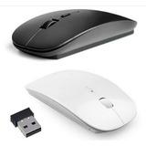 Usb Ratón Inalámbrico Óptico Receptor 2.4 Ghz Mouse Mac