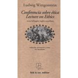 Conferencia Sobre Etica (bilingue) Ludwig Wittgenstein
